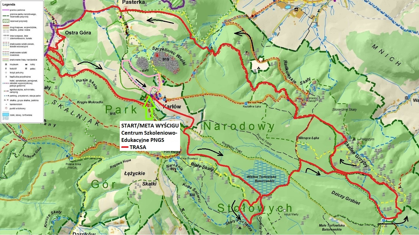 mapa MFBR2018